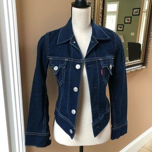 Ladies Levi's Jean Jacket NWOT